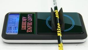 last chance archery pro grain scale arrow weight