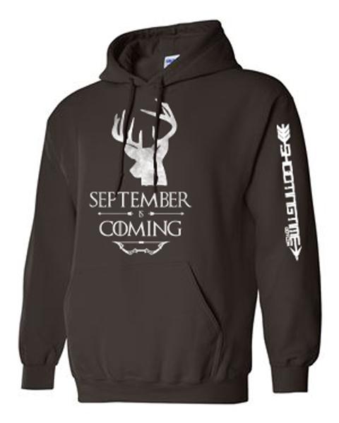 got sep deer hoodie