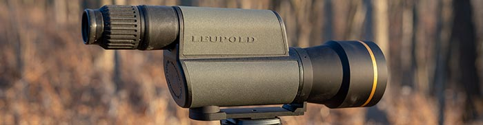 leupold gold ring spotting scope
