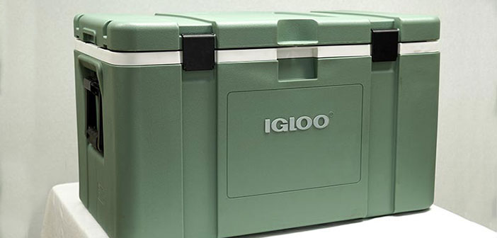 Igloo Mission 124 QT Cooler Review