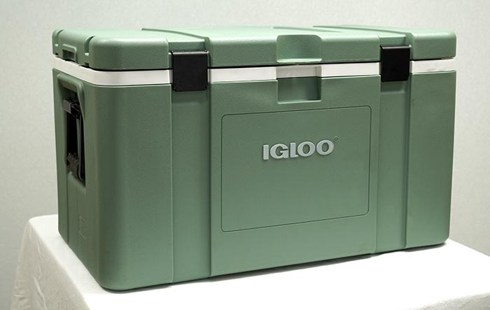 igloo mission 124qt