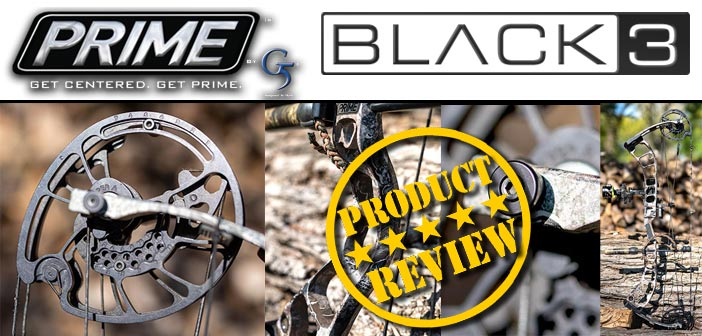 Prime Black 3 Compound Bow Review
